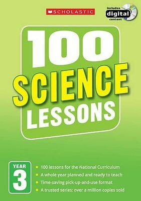 100 Science Lessons Year 3 - 2014 National Curriculum Plan And Teach Study Guide • 17.99£