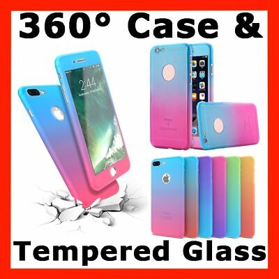 AU4.75 • Buy 360 Shockproof Heavy Duty Case Tough Armor Cover For Apple IPhone 6 6s 7 Plus