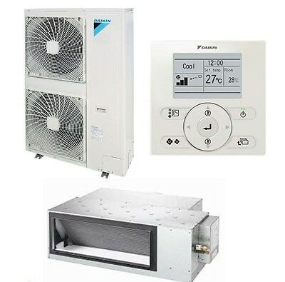 AU5000 • Buy Daikin Ducted Aircon System Reverse Cycle 14kW Standard Inverter Single Phase