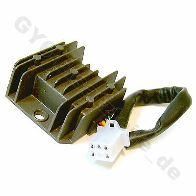 AU12.91 • Buy OEM VOLTAGE REGULATOR/ RECTIFIER 5PIN 50-150cc GY6 4 STROKE CHINESE SCOOTER ZNEN