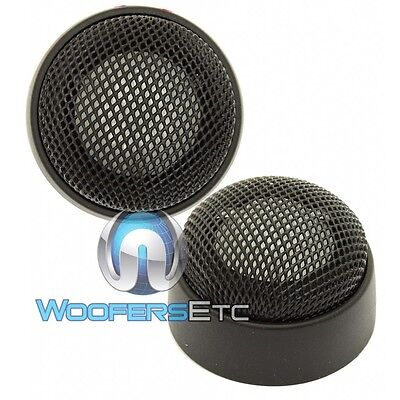 $169.99 • Buy INFINITY PERFECT -T 1  ALUMINUM KAPPA CAR AUDIO TWEETERS From 6.1 COMPONENTS NEW