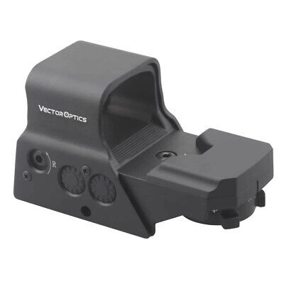 $110.50 • Buy Vector Optics Omega Tactical 8 Reticle Red/Green Dot Sight With QD Mount EO Tech