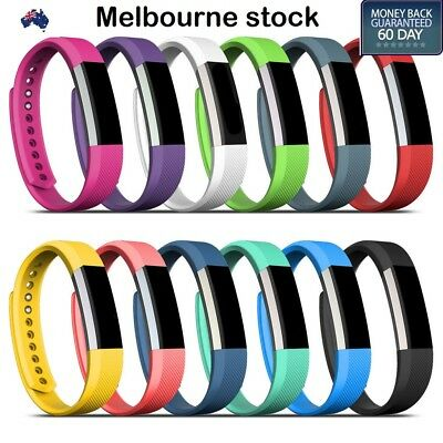 AU7.47 • Buy Small/ Large Size Replacement Wristband Band Strap For Fitbit Alta HR Wristband