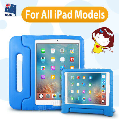 AU27.79 • Buy Kids Shockproof Heavy Duty Tough Case Cover For 9 8 7 6 5 4 3 IPad Mini Air Pro