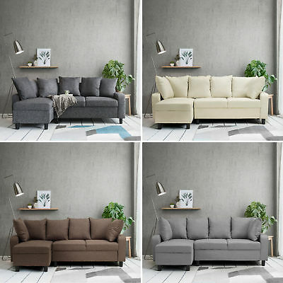 Corner Sofa Left & Right Hand Side • 259.99£