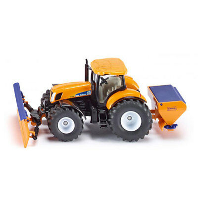 AU44.95 • Buy Siku - Tractor With Ploughing Plate 1:50 Scale - Toy Vehicle NEW Model # 2940