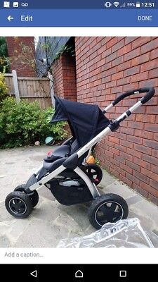 Maxi - Cosi 3 Wheeler Pushchair • 120£
