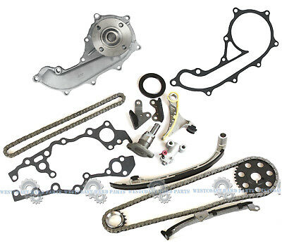 $99.95 • Buy 95-04 Toyota Tacoma 2.7l 3rzfe Dohc Engine Water Pump + Timing Chain Set Combo