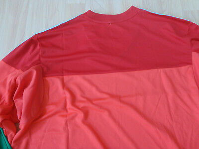 aaee8954b Authentic Men's Adidas Adizero Top 15 Goalkeeper Jersey Size: XL Green Or  Red. •