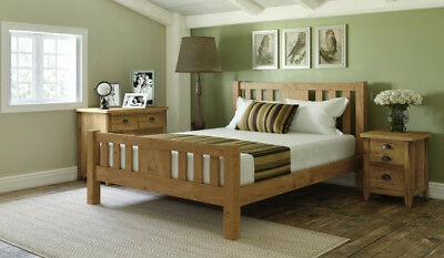 £399.99 • Buy Double Bed Surround In Oak Edgemont From Bensons New Still In Boxes