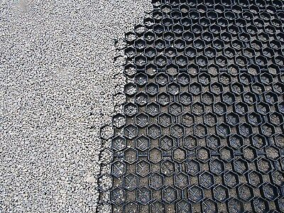 Ground Reinforcement Grid System Gravel Grass Paving Shed Base GRB Plus Per Sqm • 23£