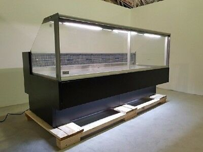 Serve Over Counter 2.5m Square Display Fridge Meat Chiller  • 2,340£