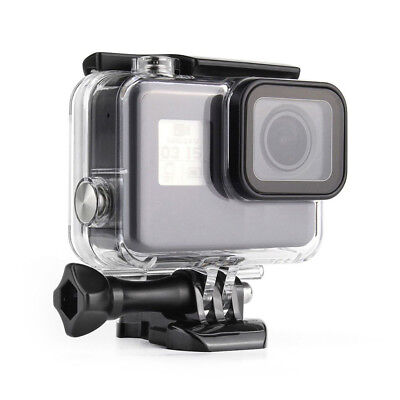 $ CDN14.99 • Buy FOR GoPro Hero 5 6 7 Black Underwater Waterproof Dive Case Housing Transparent