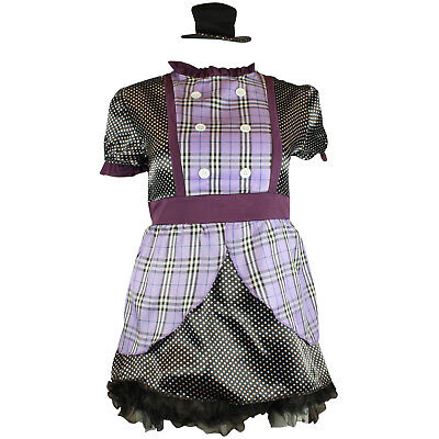 Halloween Adult Broken Doll Fancy Dress Costume Scary Broken Toy Doll Outfit • 14.97£