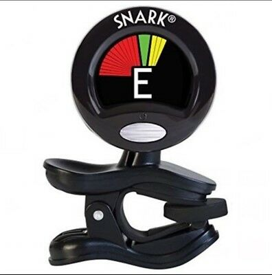 $ CDN25.41 • Buy Snark SN5X Chromatic Black Tuner For Guitar Bass Violin Ukulele Banjo Clip On