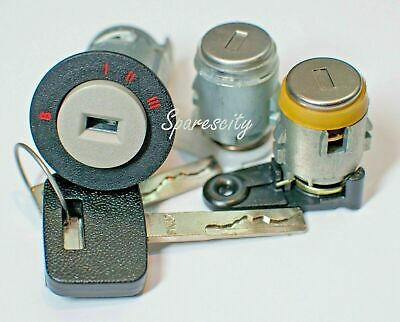 AU74.90 • Buy Ignition Barrel & Door Lock Commodore VN VG VP VR VS With Central Locking NEW
