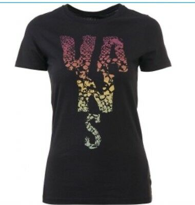 Vans Womens Ladies Rip The Strip Snake T-Shirt Tee BNWT Free UK Delivery • 19.99£