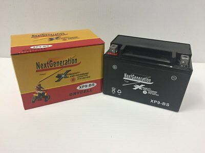 AU59 • Buy Ytx9-bs / Ytz14-s Agm  Motorcycle Battery Honda Yamaha Kawasaki Suzuki