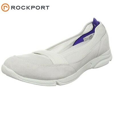 Womens ROCKPORT XCS Ultra Lightweight Running GYM Shoes Ladies Slip-On Trainers • 12.95£
