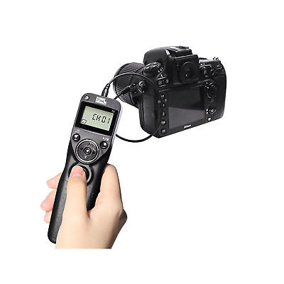 AU28.55 • Buy PIXEL Wired Timer Remote Shutter Release Fo Sony A7RII A7R A75 A6000 A58(T3/S2)