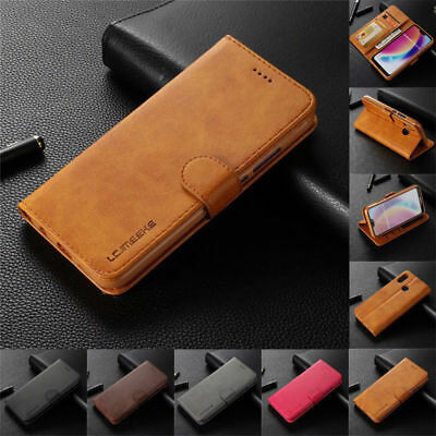 $ CDN8.03 • Buy Luxury Stand Magnetic Wallet Leather Flip Case Cover For Phones Etui Card Holder