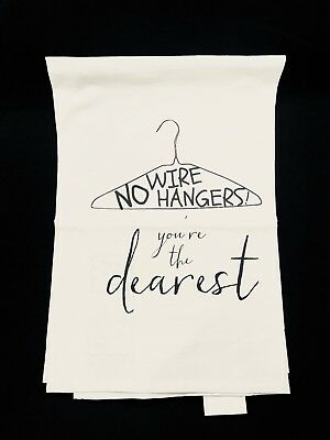 £10.85 • Buy Missy MadeWell Hang Tight Towel  No Wire Hangers, You're The Dearest  115005