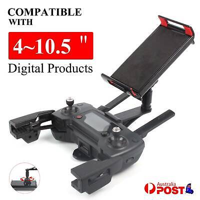 AU17.81 • Buy For DJI Mavic Mini Pro Air Spark IPad Tablet Phone Extended Bracket Mount Holder