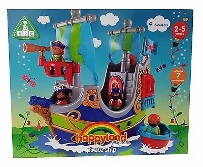 £89.44 • Buy Early Learning Centre Figurines Happy Land Pirate Ship