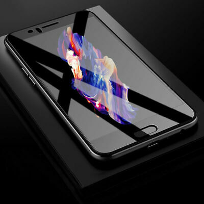 AU15.92 • Buy For OnePlus 6 7T 8 100% Premium 3D 6D Full Cover Tempered Glass Screen Protector
