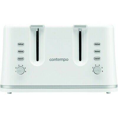 AU25 • Buy Contempo 4 Slice Toaster - T363D
