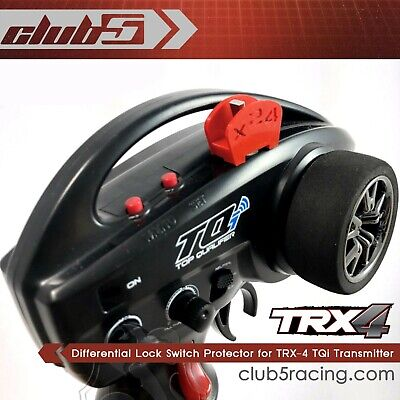 $ CDN6.04 • Buy Diff. Lock Switch Protector For TRX-4 TRX-6 TQi Transmitter ( Traxxas Summit )