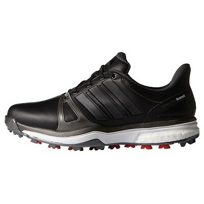 $64.99 • Buy New Men's adidas Adipower Boost 2 Black Golf Shoes Q44660/q44664 - Pick A Size