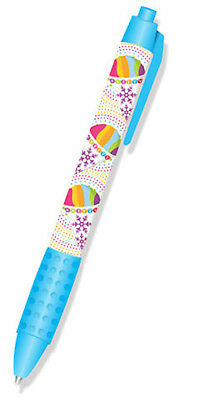 Snifty Snow Cone Scented Black Ballpoint Pen - Xmas Stocking Filler  • 3.49£