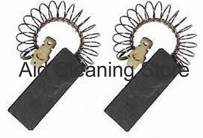 For BOSCH WASHING MACHINE Classixx 6, Exxcel 7 1400 LAMINATED CARBON BRUSHES • 3.25£