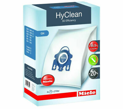 MIELE HyClean 3D Efficiency Dustbag GN - Currys • 10£