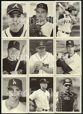 $1 • Buy 2001 Bowman Heritage SP Short Print You Pick The Card Finish Your Set #251-440