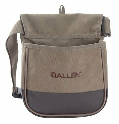 £28.99 • Buy Allen Select Canvas Competition Cartridge Bag Belt Pouch Clay Shooting #2306