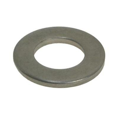 AU5.40 • Buy G304 Stainless Steel M8 (8mm) X 17mm X 1.2mm Metric Flat Standard Washer