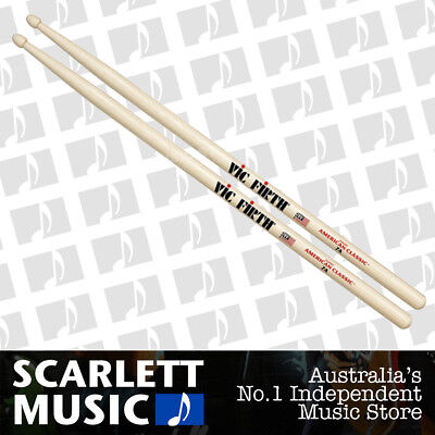 AU23.95 • Buy Vic Firth American Classic 7A Wood Tip Drumsticks ( 7-A Drum Sticks )