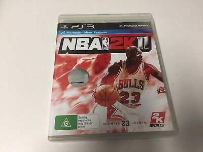AU12 • Buy Ps3 Game Nba 2k11