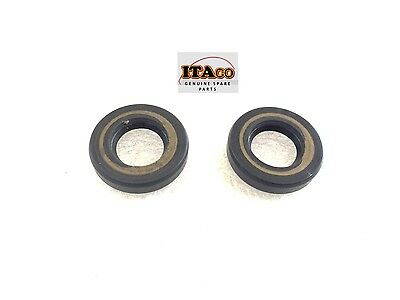 AU19.43 • Buy 2 X S-Type OIL SEAL SEALS 93101-15074 Fit Yamaha Outboard 5HP D 6HP 8HP F 9.9HP