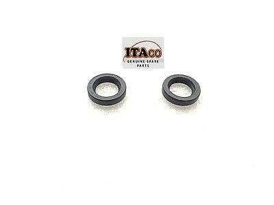 AU18.75 • Buy 2 X OIL SEAL S-TYPE Lower Casing 93101-18050 Fit Yamaha Outboard 5HP 8HP 18x28x6