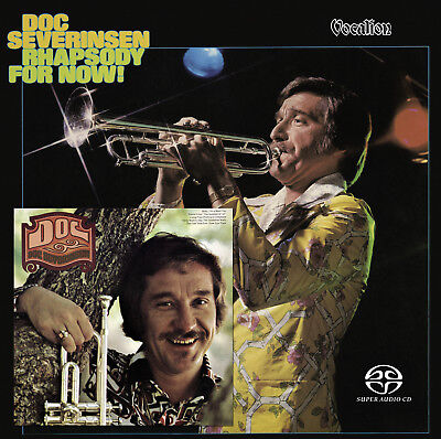 Doc Severinsen - Rhapsody For Now! [SACD Multi-channel] & Doc [SACD Stereo Only] • 13.99£