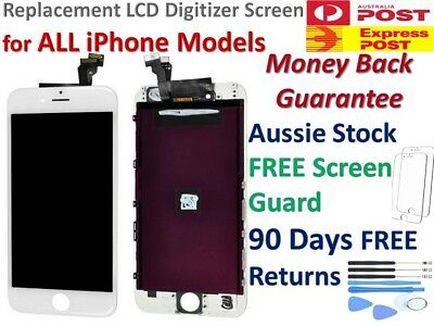 AU26.50 • Buy For Genuine IPhone 7 Plus 8 6+ 5s LCD Touch Screen Replacement Digitizer +Tools