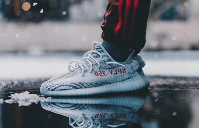 Adidas Yeezy Boost 350 V2 ' Blue Tint ' Grey Three ' Hi Res Red ' Lots Of Sizes • 340£