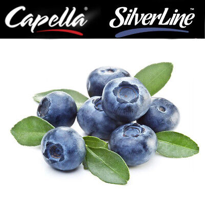 £3.20 • Buy Blueberry Extra Flavour Concentrate - Capella Silverline
