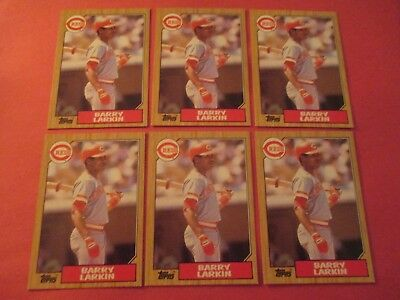 $ CDN2.67 • Buy Baseball Cards – 25 Card Lots – The First 25 Get Barry Larkin RC! Take A LOOK!!!