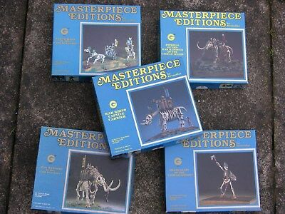 Grenadier Models, Masterpiece Editions Box Sets Multi-listing • 120£