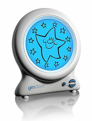 The Light Up Glow Grow Clock Sleep Trainer Childs Toddlers FREE SHIPPING  • 28.46£