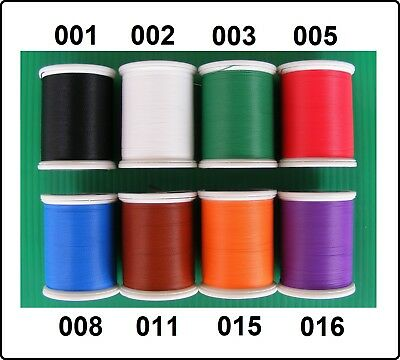 Grade D - FUJI Ultra Poly Rod Building Wrapping Whipping Thread - 100m Spool • 4.99£